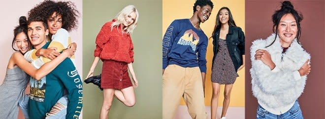 boys and girls clothing