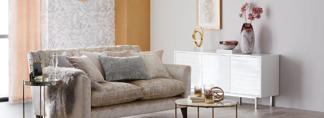 Dunelm sofas