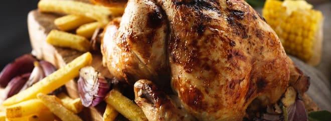 Harvester Roast Chicken