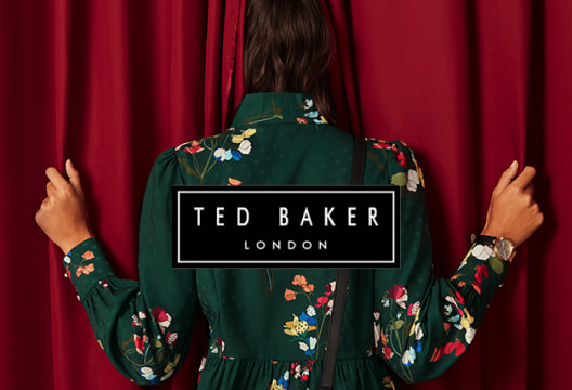 Shop and Save 50% on Archive Orders at Ted Baker
