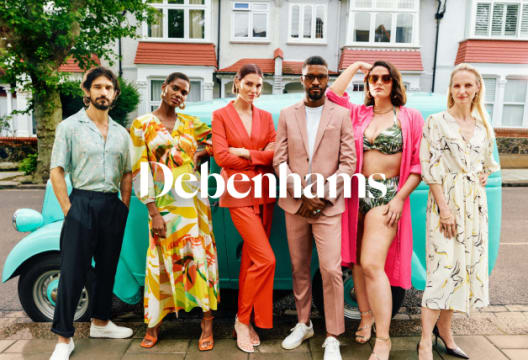 Discover the Summer Sale with up to 50% Off at Debenhams