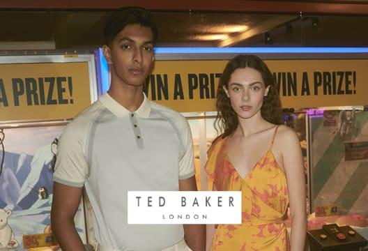 End of Season Sale: Bag 50% Savings on Selected Styles at Ted Baker