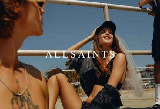 Don't Miss an Extra 20% Off at AllSaints