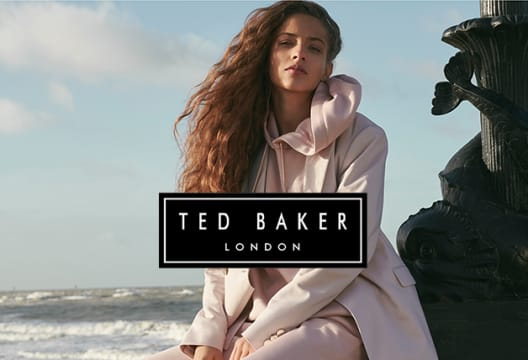 Bag an up to 50% Saving on Orders at Ted Baker Plus Get an Extra 20% Off Full Price Orders