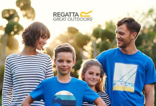 Extra 15% Off Your Regatta Spend