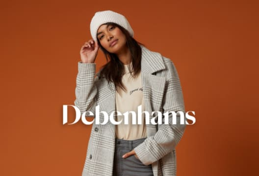£20 Worth of Loyalty Points with £30 Spends at Debenhams