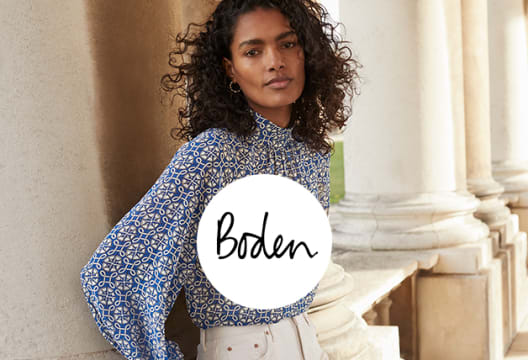 10% Discounts on Full Price Items at Boden