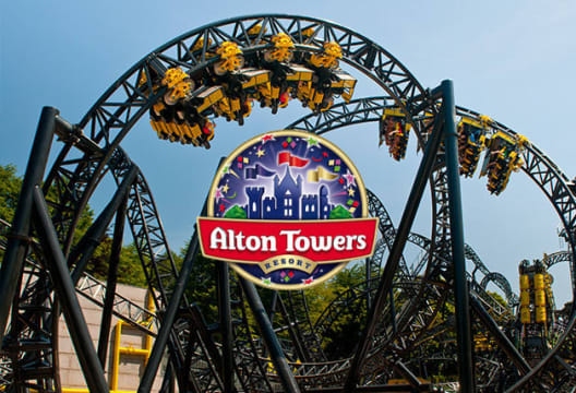 26% Off Tickets | Alton Towers