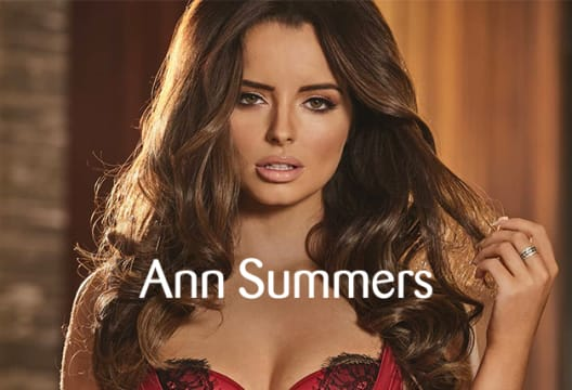 Use this Code for 15% Off Orders at Ann Summers