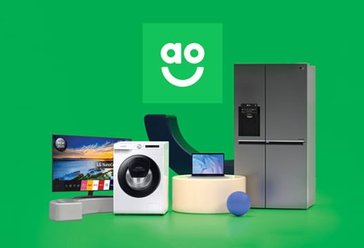 Grab 5% Off at ao.com on LG Laundry
