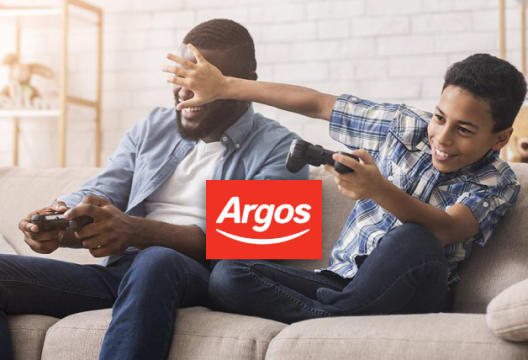 Save on Tech, Homeware, Toys and More in the Clearance at Argos