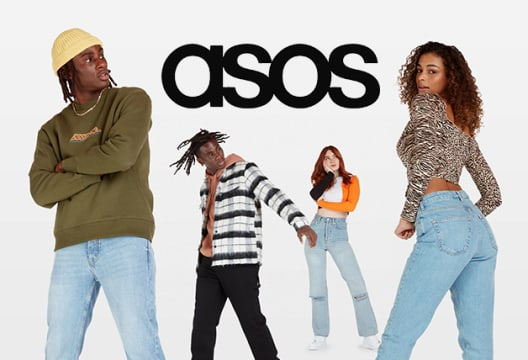 First-Time Shoppers Enjoy a 10% Discount at ASOS