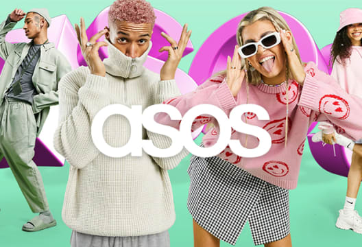 Up to 70% Discount on Outlet Orders at ASOS