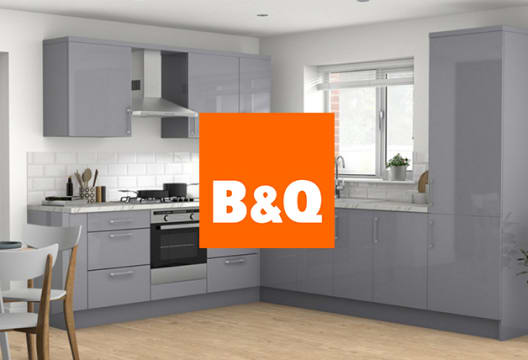 Selected Furniture for Bedroom, Bathroom and Kitchen 20% Off at B&Q