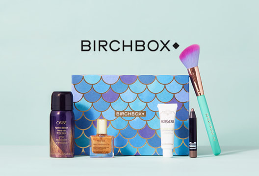 Enjoy a 40% Saving on Your Subscription at Birchbox