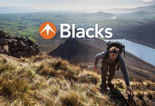 Take 15% Off Orders at Blacks