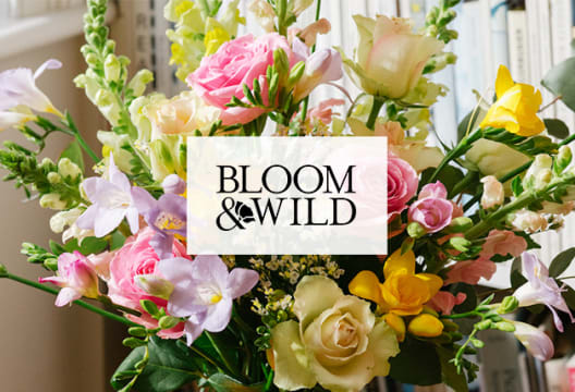 Get Free Next Day Delivery When You Shop at Bloom & Wild