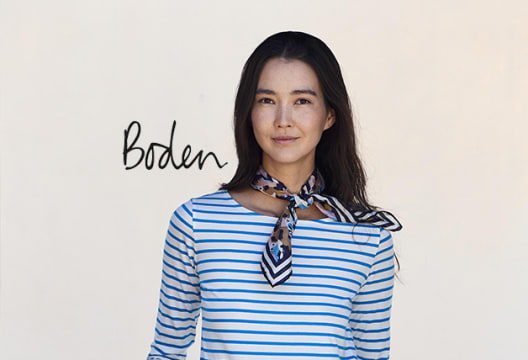 Make a 15% Saving Plus Free Delivery and Returns on Orders Over £30 at Boden