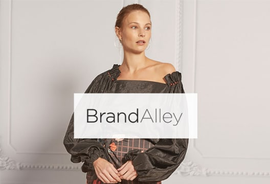 Don't Miss 80% Off Selected Orders in the Outlet at BrandAlley