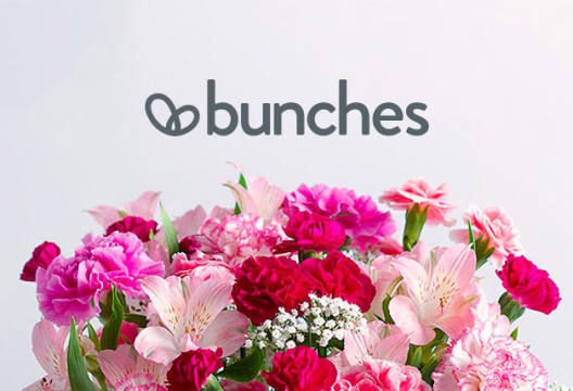 10% Off Spends at Bunches.co.uk