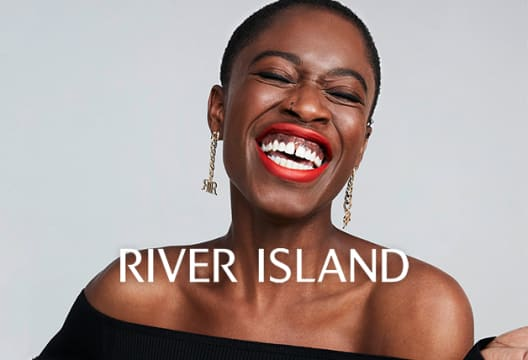 Get 20% Off Your First Purchases Over £60 at River Island