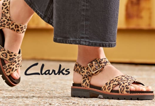 10% Discount on First Orders at Clarks - Subscribe to the Newsletter Today