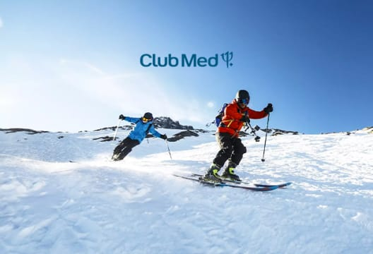Grab 15% Off Last Minute Holiday Deals with Club Med
