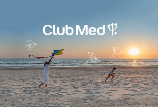 £150 Off Per Person with 8-14 Person Group Bookings at Club Med
