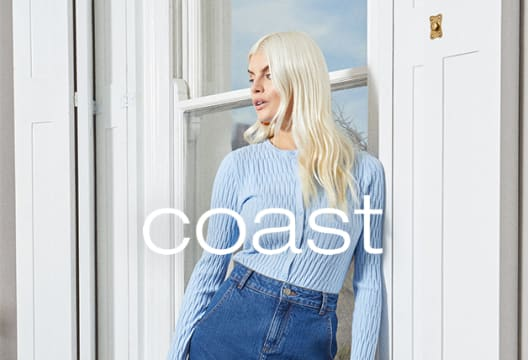 Coast is Offering Extra 15% Off New In Plus Enjoy Free Delivery