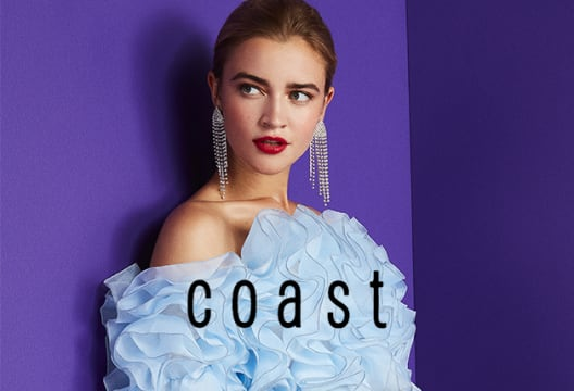Save 50% on 100s of Lines at Coast