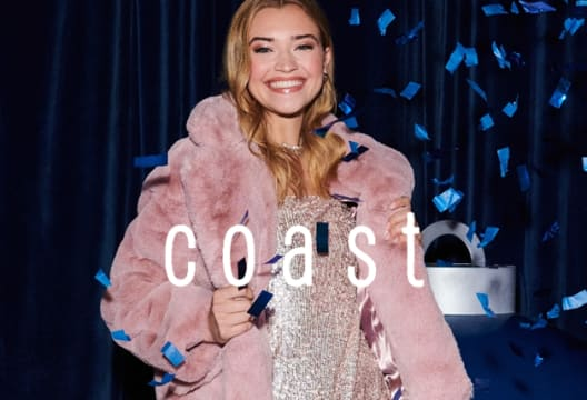 Bag a 30% Discount on Everything + Extra 20% Off New-in Lines at Coast