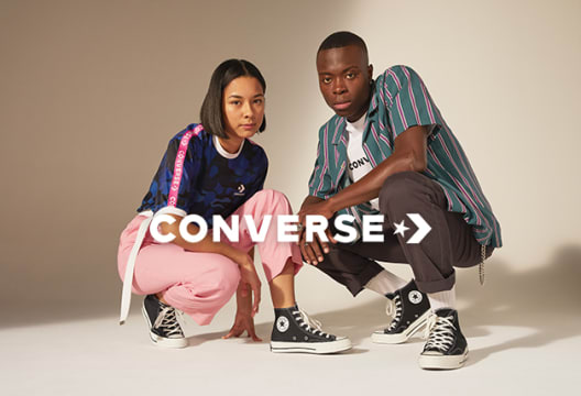Save 15% on All Orders When You Shop at Converse