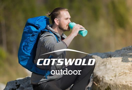 Up to 60% Savings on Sustainable Brands at Cotswold Outdoor