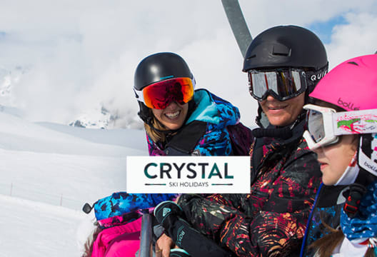 Up to £250 Off Winter 21/22 Ski Trip Bookings | Crystal Ski Holidays Promo Offer