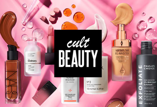 Find Up to 50% Off in the Cult Beauty Sale