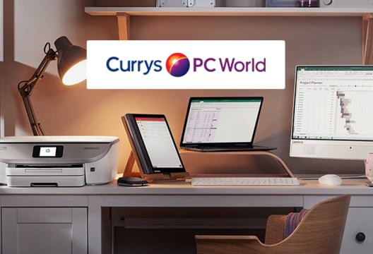 Find 40% Savings on Many Orders at Currys PC World