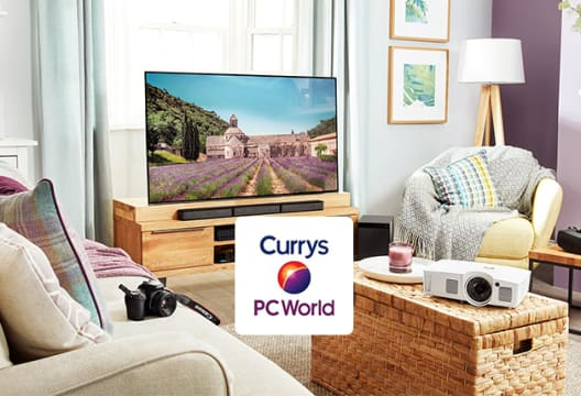 100's of Products at Currys PC World Have up to 30% Off