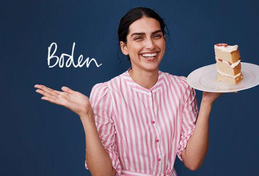 Boden is Offering 25% Off Full Price Womenswear, Menswear & Childrenswear