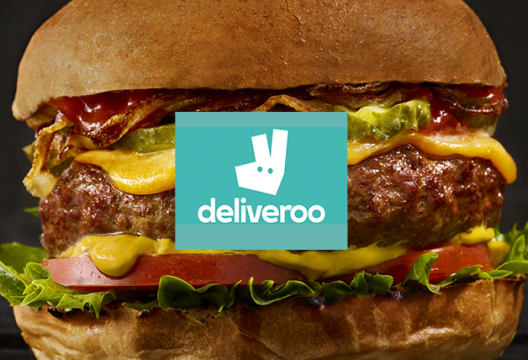 Save £10 on First Deliveroo Orders Over £15 for Selected Accounts Only