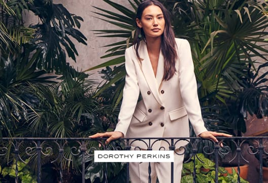 At Dorothy Perkins Save 10% on Your Purchases