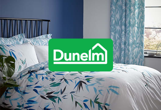 Get Clearance Lines at Dunelm for up to 50% Less