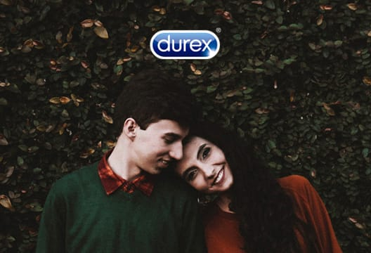At Durex Save 10% on Your First Order by Signing up to the Newsletter