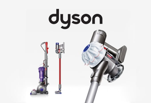 From £249.99 Shop Dyson Cordless Vacuum Cleaners