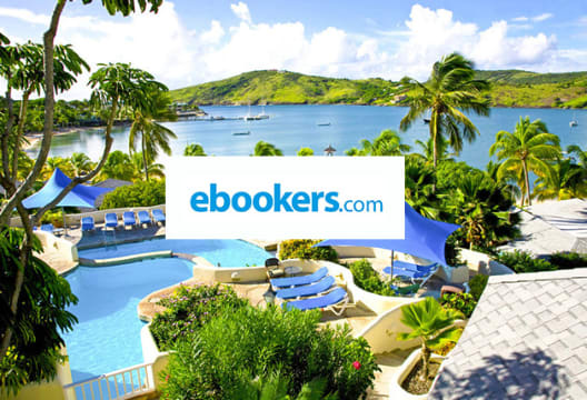 Save 8% When You Book a Hotel at ebookers