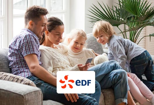 £70 Gift Card with Combined Gas & Electric Tariff Orders at EDF Energy