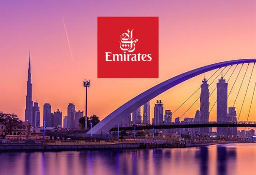 London-Dubai Flights from £379 at Emirates
