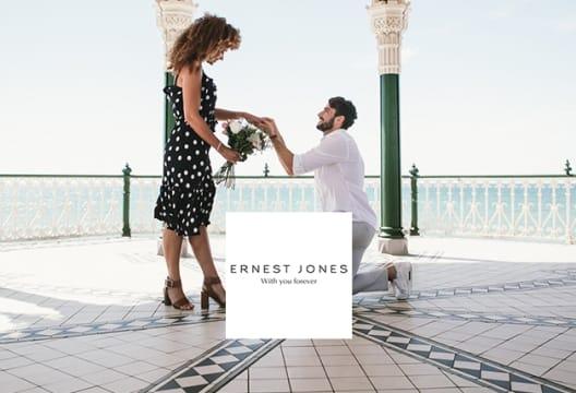 Save 20% on Ernest Jones Sale Orders