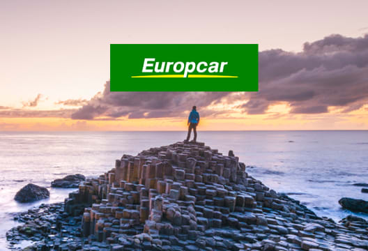 At Europcar Enjoy up to 25% Discount on Your Booking