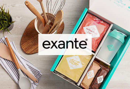 37% Saving When You Order Meal Replacement at Exante