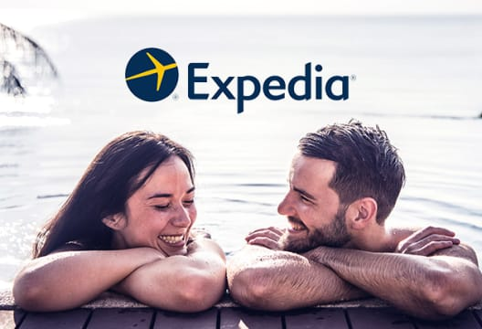 Save 8% on Hotels at Expedia